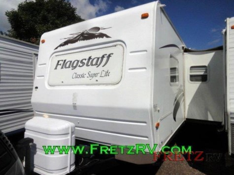 2008 Forest River Flagstaff  Classic Super Lite 831KRSS