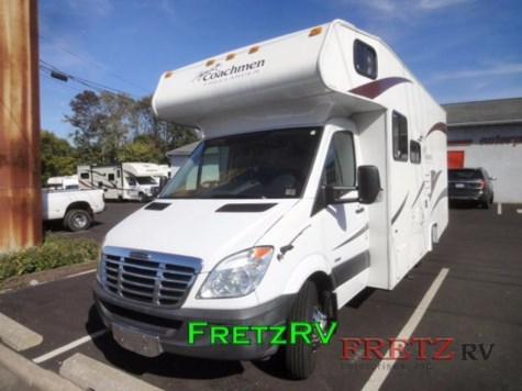 2009 Coachmen Freelander   2100CB
