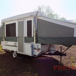 2005 Forest River Flagstaff 720  - Popup Used  in Souderton PA For Sale by Fretz  RV call 800-373-8902 today for more info.