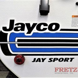 New 2018 Jayco Jay Series Sport 10SD For Sale by Fretz  RV available in Souderton, Pennsylvania