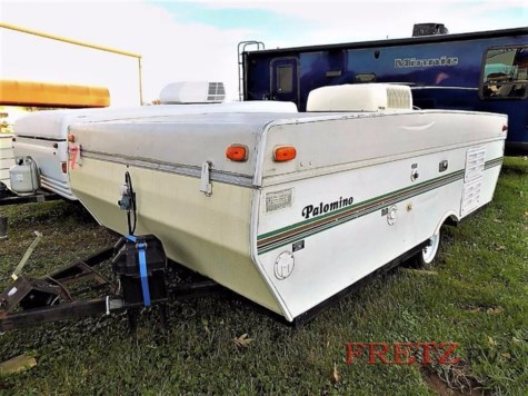 2002 Palomino  Philly Pop Up Camper