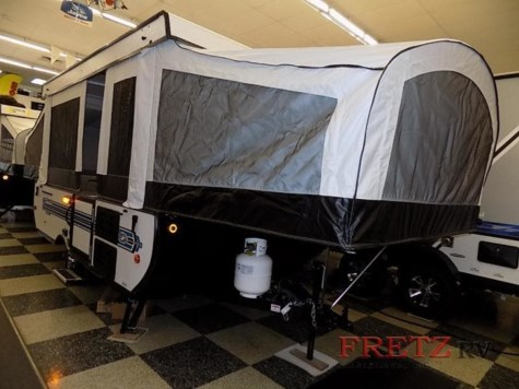 New 2018 Jayco Jay Series Sport 12UD For Sale by Fretz RV available in Souderton, Pennsylvania
