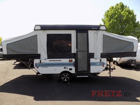 Used 2017 Jayco Jay Series Sport 10SD For Sale by Fretz  RV available in Souderton, Pennsylvania