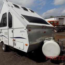 Used 2008 Aliner Ease  TRL. For Sale by Fretz  RV available in Souderton, Pennsylvania