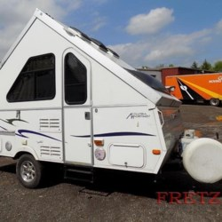 2008 Aliner Ease  TRL.  - Popup Used  in Souderton PA For Sale by Fretz  RV call 800-373-8902 today for more info.