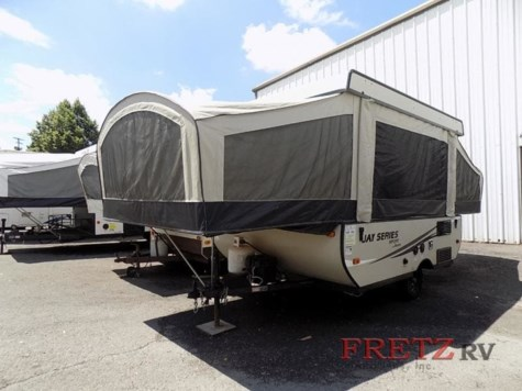 Used 2016 Jayco Jay Series Sport 10SD For Sale by Fretz RV available in Souderton, Pennsylvania