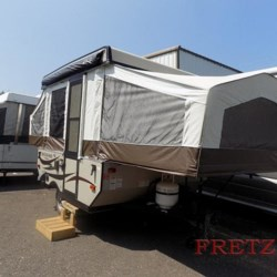 Used 2017 Forest River Rockwood Freedom Series 1640LTD For Sale by Fretz RV available in Souderton, Pennsylvania