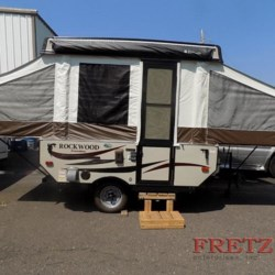 2017 Forest River Rockwood Freedom Series 1640LTD  - Popup Used  in Souderton PA For Sale by Fretz RV call 800-373-8902 today for more info.
