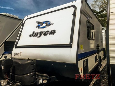 New 2019 Jayco Jay Feather X17Z For Sale by Fretz RV available in Souderton, Pennsylvania