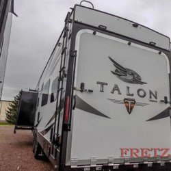 2019 Jayco Talon 392T  - Toy Hauler New  in Souderton PA For Sale by Fretz RV call 800-373-8902 today for more info.