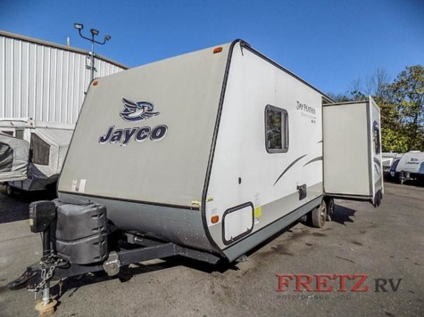 Used 2015 Jayco Jay Feather SLX 23RLSW For Sale by Fretz RV available in Souderton, Pennsylvania