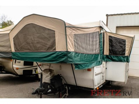 Used 2008 Forest River Flagstaff Classic 625D For Sale by Fretz RV available in Souderton, Pennsylvania