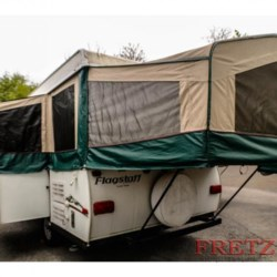 2008 Forest River Flagstaff Classic 625D  - Popup Used  in Souderton PA For Sale by Fretz RV call 800-373-8902 today for more info.
