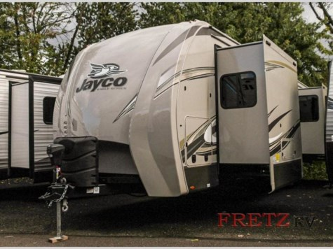 New 2020 Jayco Eagle 332CBOK For Sale by Fretz RV available in Souderton, Pennsylvania