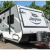 2016 Jayco Jay Feather X17Z  - Travel Trailer Used  in Souderton PA For Sale by Fretz RV call 800-373-8902 today for more info.