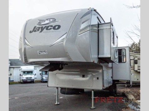 New 2020 Jayco Eagle HT 25.5REOK For Sale by Fretz RV available in Souderton, Pennsylvania