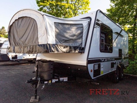 New 2021 Jayco Jay Feather X19H For Sale by Fretz RV available in Souderton, Pennsylvania