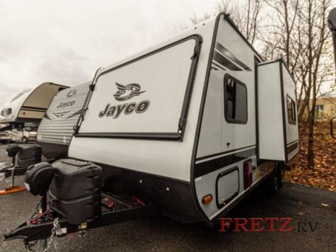 New 2021 Jayco Jay Feather X23B For Sale by Fretz RV available in Souderton, Pennsylvania