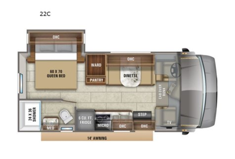 New 2021 Jayco Redhawk SE 22C For Sale by Fretz RV available in Souderton, Pennsylvania