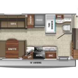 New 2021 Jayco Jay Feather X213 For Sale by Fretz RV available in Souderton, Pennsylvania