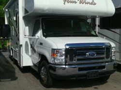 2015 Thor Motor Coach Four Winds 22E