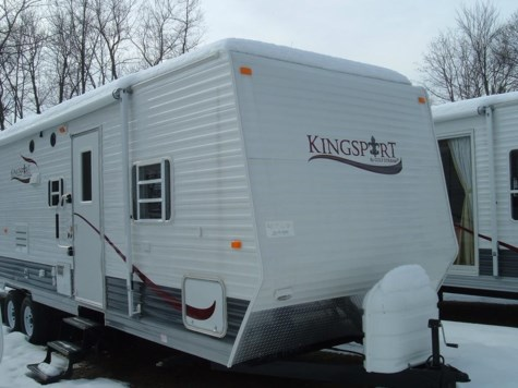 Used 2008 Gulf Stream Kingsport For Sale by Fuller Motorhome Rentals available in Boylston, Massachusetts