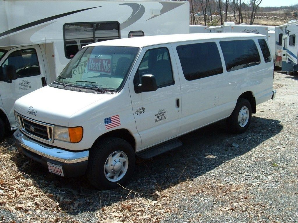 2006 ford rv 15 passenger van for sale in boylston ma 01505 19 classifieds. Black Bedroom Furniture Sets. Home Design Ideas