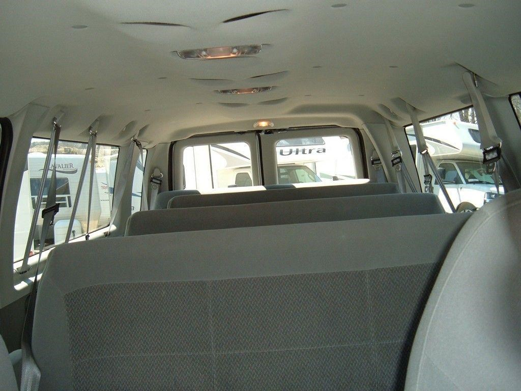2006 Ford Rv 15 Passenger Van For Sale In Boylston Ma