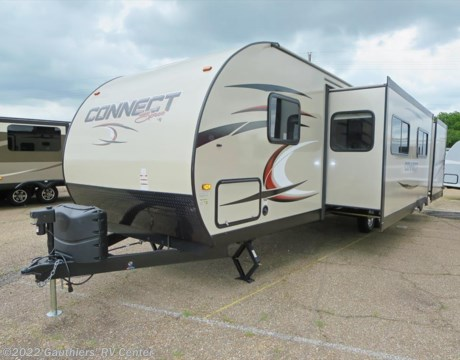 Simple RFF34557  2016 KZ Spree Connect C322BHS For Sale In