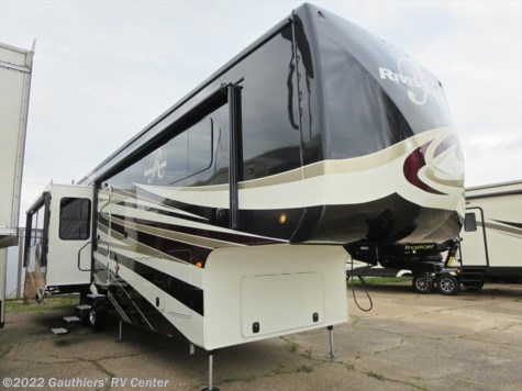 2016 Forest River RiverStone  38TS