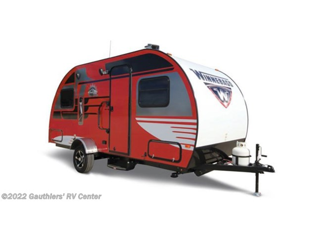 Stock Image for 2016 Winnebago Winnie Drop WD170S (options and colors may vary)