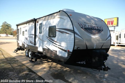 2017 Forest River Wildwood  27RLSS