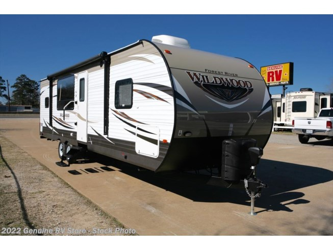Used Travel Trailer Dealer Nacogdoches Tx >> 2017 Forest River RV Wildwood 27RKSS for Sale in Nacogdoches, TX 75964   2322   RVUSA.com ...