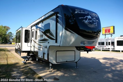 2017 Keystone Alpine  3011RE