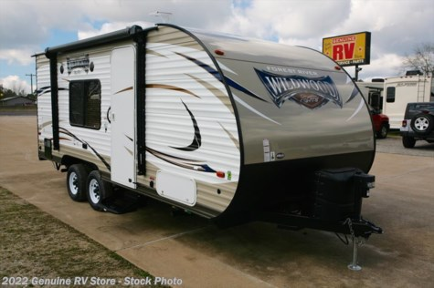 2018 Forest River Wildwood X-Lite  171RB