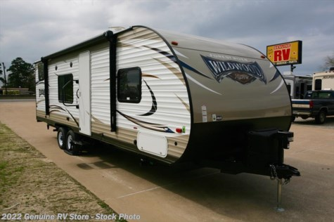 2017 Forest River Wildwood  275JM