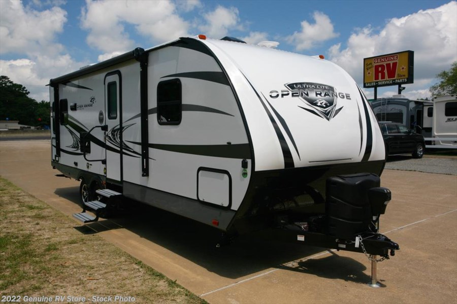 2018 Highland Ridge Ultra Lite 2410RL