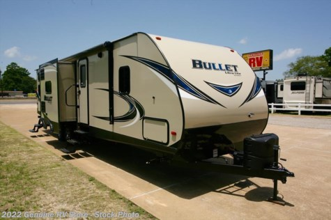 New 2018 Keystone Bullet 330BHS Ultra Lite For Sale by Genuine RV Store available in Nacogdoches, Texas