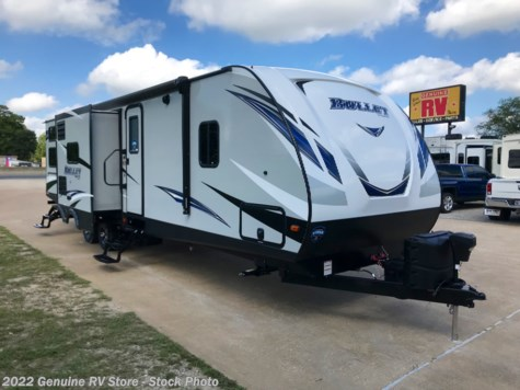 New 2019 Keystone Bullet 330BHS Ultra Lite For Sale by Genuine RV Store available in Nacogdoches, Texas