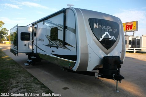 2018 Open Range Mesa Ridge  323RLS