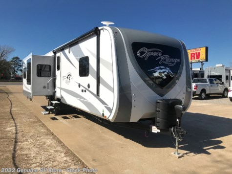 New 2019 Open Range Open Range 323RLS For Sale by Genuine RV Store available in Nacogdoches, Texas