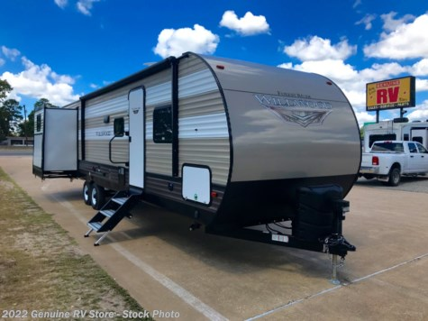 New 2019 Forest River Wildwood 31KQBTS For Sale by Genuine RV Store available in Nacogdoches, Texas