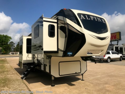 New 2019 Keystone Alpine 3701FL For Sale by Genuine RV Store available in Nacogdoches, Texas