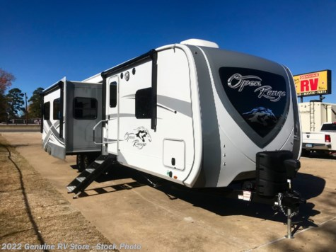 New 2019 Open Range Open Range 328BHS For Sale by Genuine RV Store available in Nacogdoches, Texas