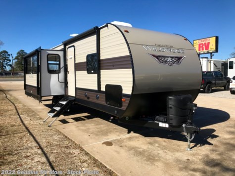 New 2019 Forest River Wildwood 27RE For Sale by Genuine RV Store available in Nacogdoches, Texas