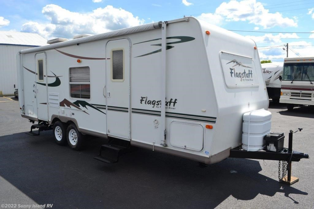 2006 Forest River Rv Flagstaff 26rbs For Sale In Rockford