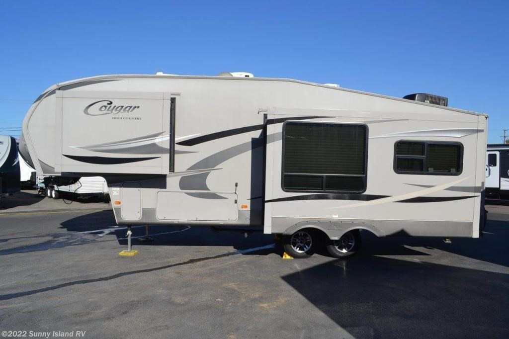2011 Keystone Rv Cougar High Country 291rls For Sale In