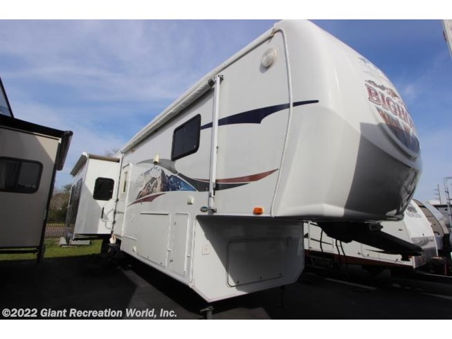 2008 Heartland Rv Rv Bighorn 34re For Sale In Winter Garden Fl 34787 C15413z
