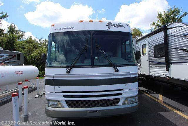 2005 Fleetwood Rv Fiesta 32s For Sale In Winter Garden Fl 34787 1x147c Classifieds