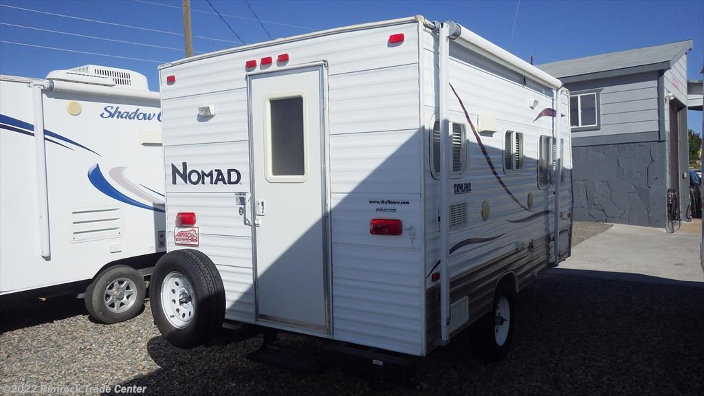 2008 Skyline Rv Nomad For Sale In Grand Junction Co 81505